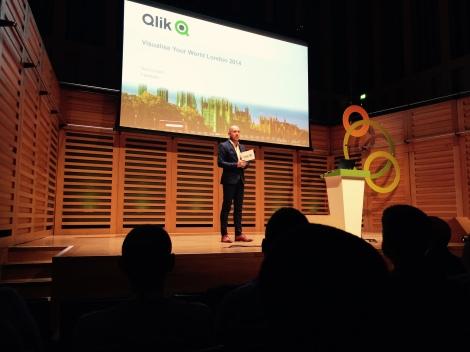 Qlik Visualise Your World 2014