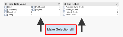 User Controlled Charts QlikView