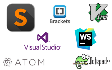 Text Editor Logos