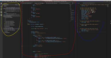 Visual Studio Code Split Screen