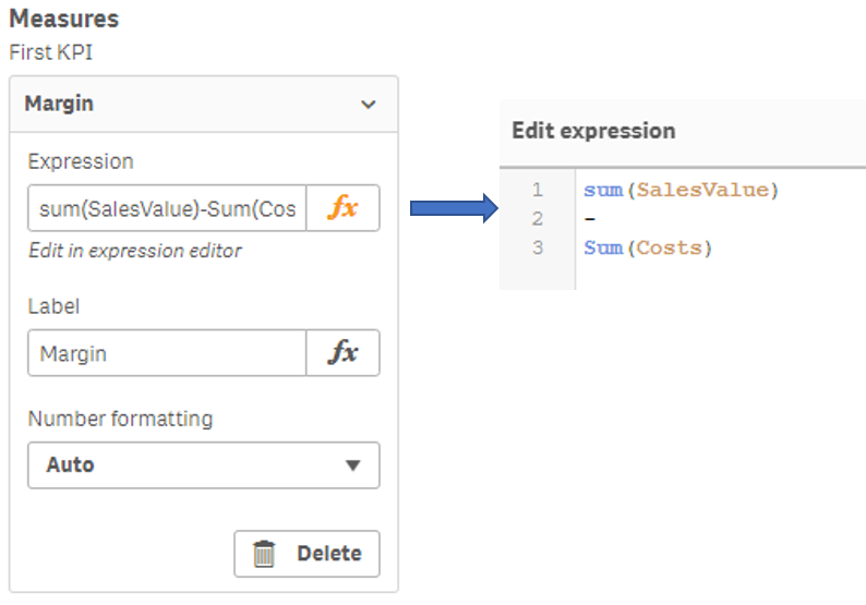 Stop storing your Qlik Sense Expressions in Variables